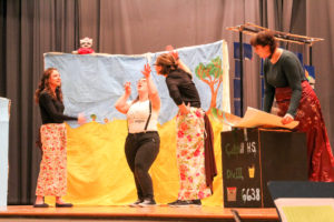 Catskill High School students compete in Odyssey of the mind