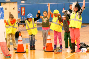Catskill elemetary students compete at Odyssey og the Mind