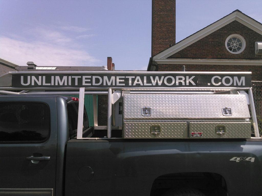 UnlimitedMetal Work Truck