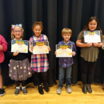 Grade 3 star students