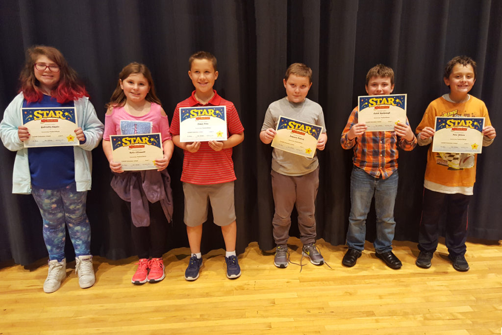 grade 4 star students