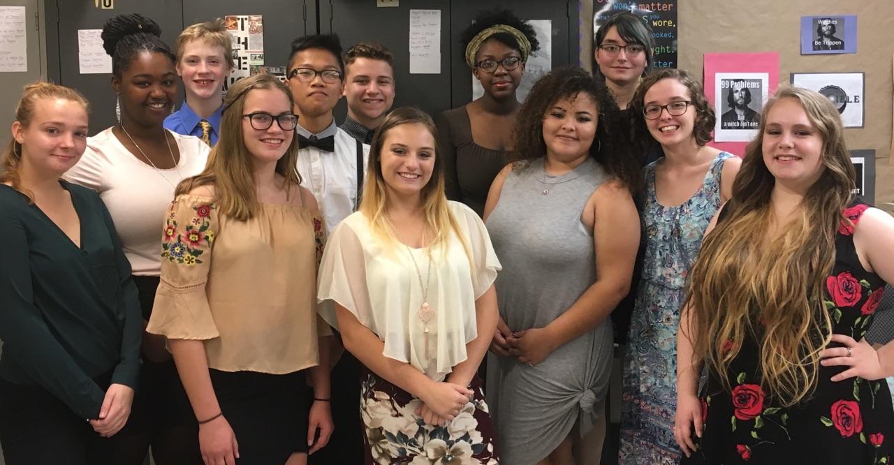 Senior High Chorus (10th, 11th, and 12th Grade)