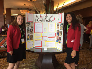 Catskill students participate in FCCLA national conference