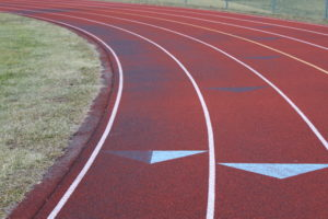 MS/HS track