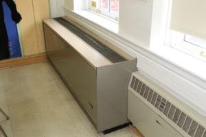 current classroom unit ventilator