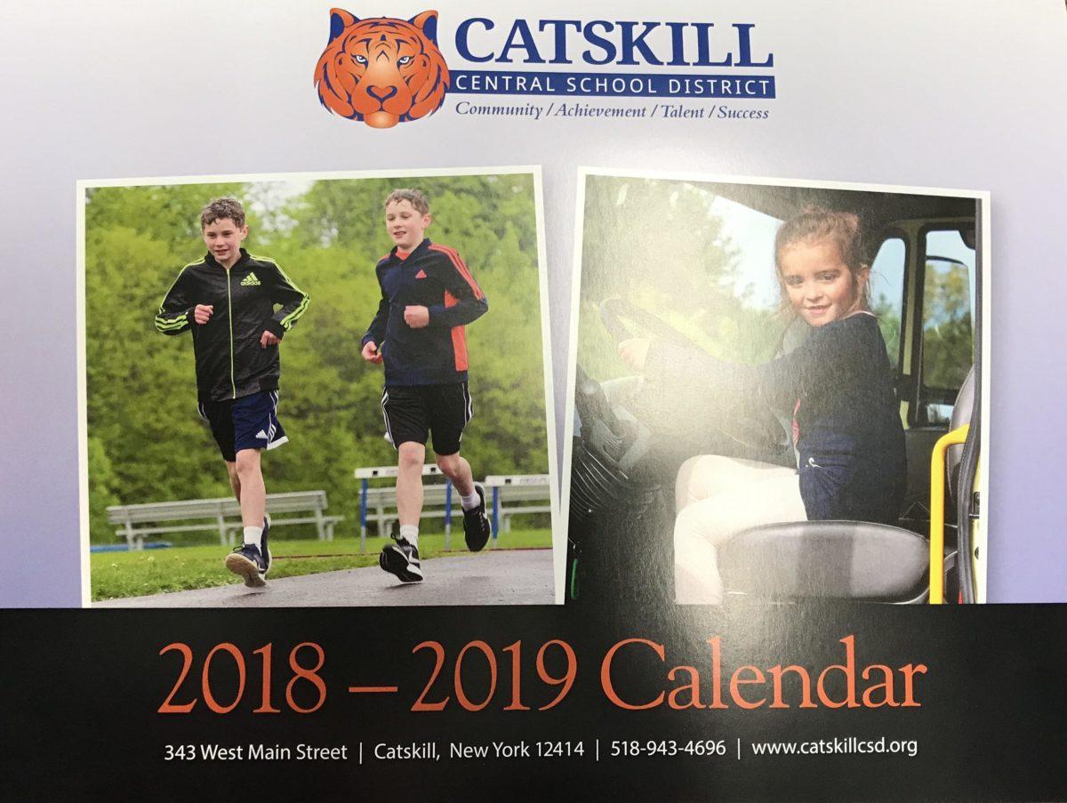 cover of 2018-10 calendar