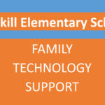 Family technology Support Banner
