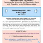 Flyer for Special Education Webinar