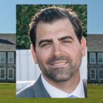 Michael Zabinski and CMS building